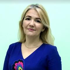 Блинова Юлия Лорэнсовна